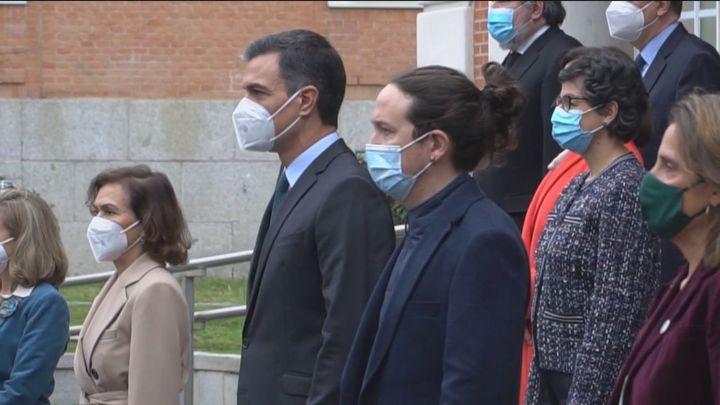 Iglesias propone a Sánchez que Yolanda Díaz e Ione Belarra asuman sus cargos en el Gobierno