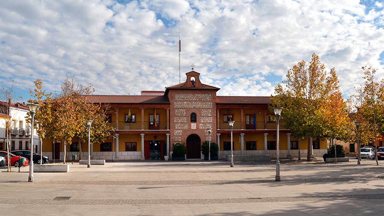 San Martín de la Vega creará un nuevo aparcamiento sobre el recinto ferial