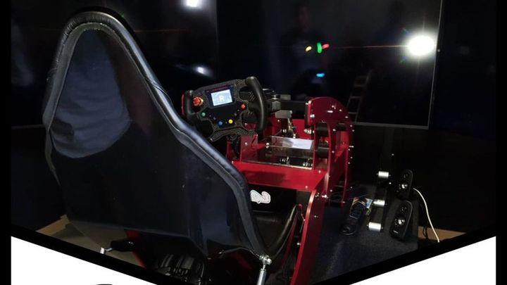La Universidad Nebrija prepara a pilotos e ingenieros desde su simulador