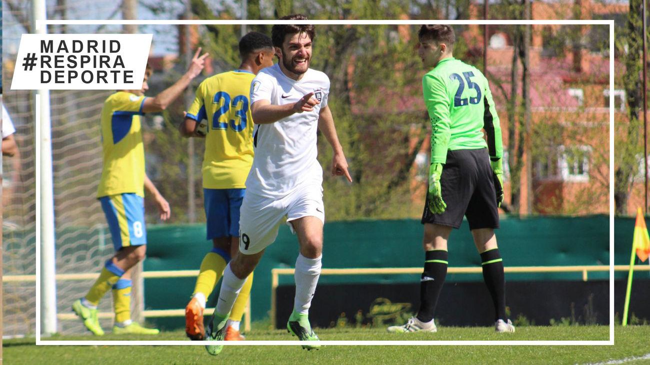 No te pierdas los 19 goles de la 20ª jornada de Tercera División