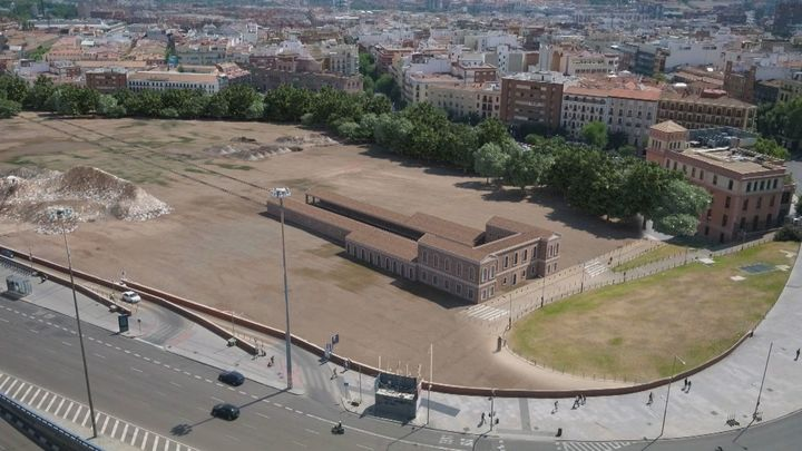 Los orígenes de la estación de Atocha
