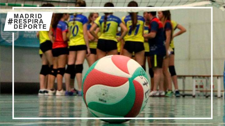 Novedades del voleibol madrileño para la temporada 2021/22