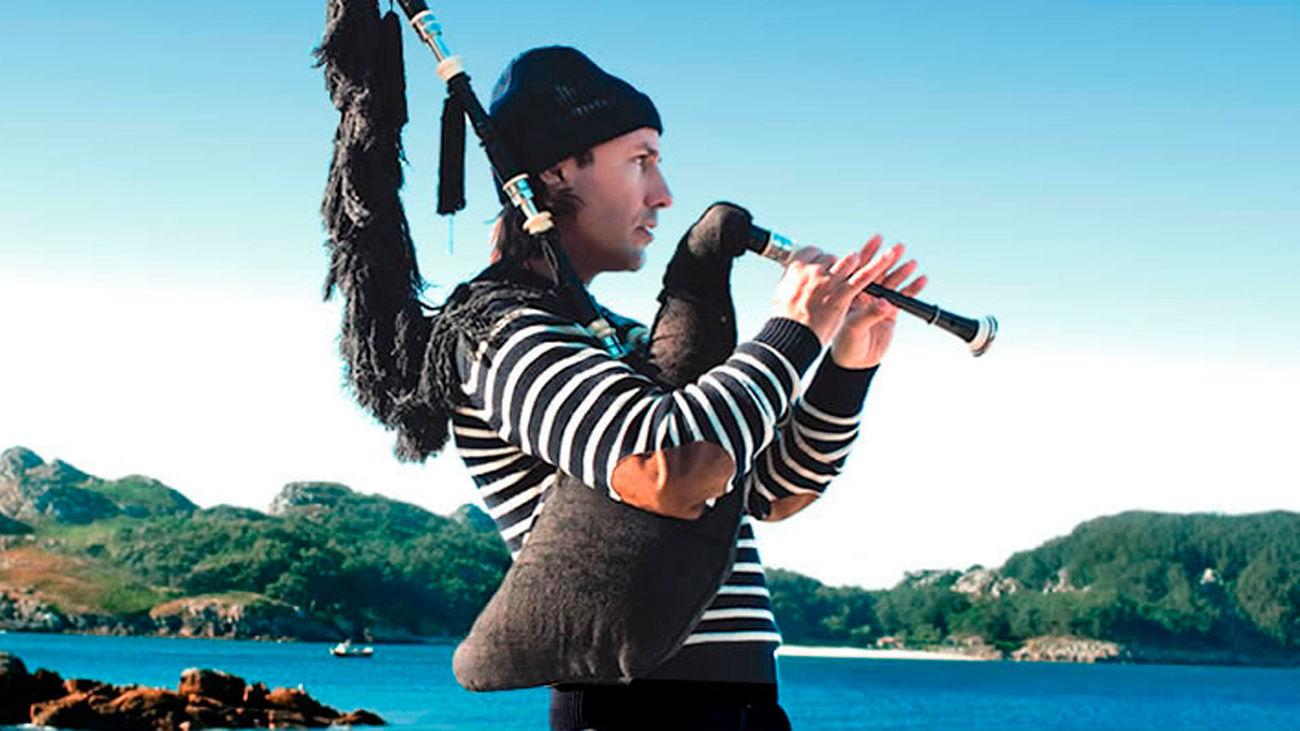 Carlos Núñez celebra San Patricio con el concierto online 'Celtic beethoven'