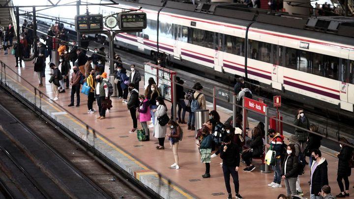 Nuevos retrasos en la línea C-4 de Cercanías, esta vez por la atención médica a un viajero en Getafe