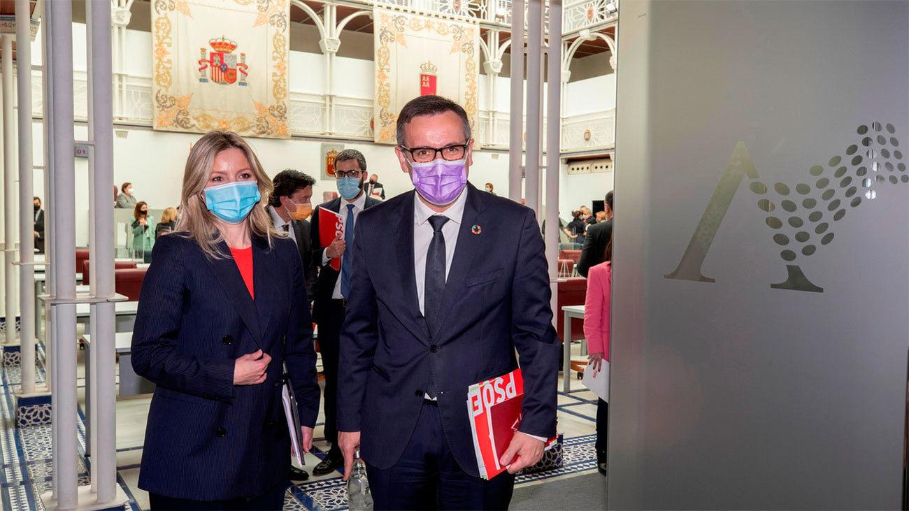 Los expulsados de Vox votarán en contra de la moción de censura en Murcia
