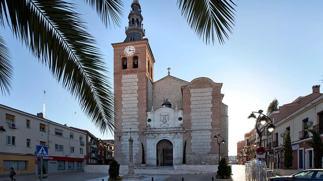 Getafe podría reclamar a la Diócesis la titularidad de la catedral, una ermita y una parroquia