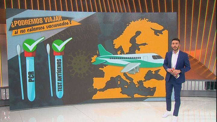 ¿Limitará el 'Pasaporte covid' los viajes por la Unión Europea?