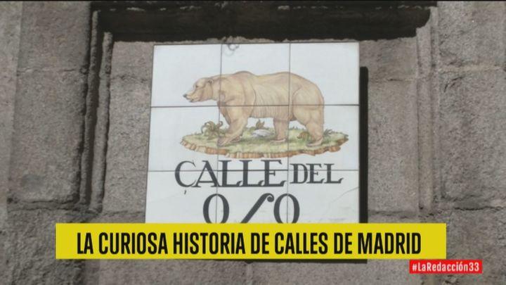 ¡Recorremos el curioso origen de las calles de Madrid!