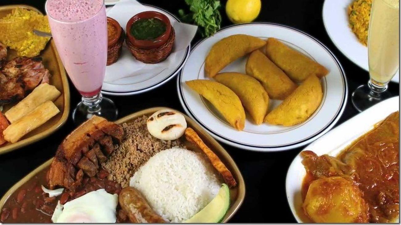 El sabor de Colombia en Madrid