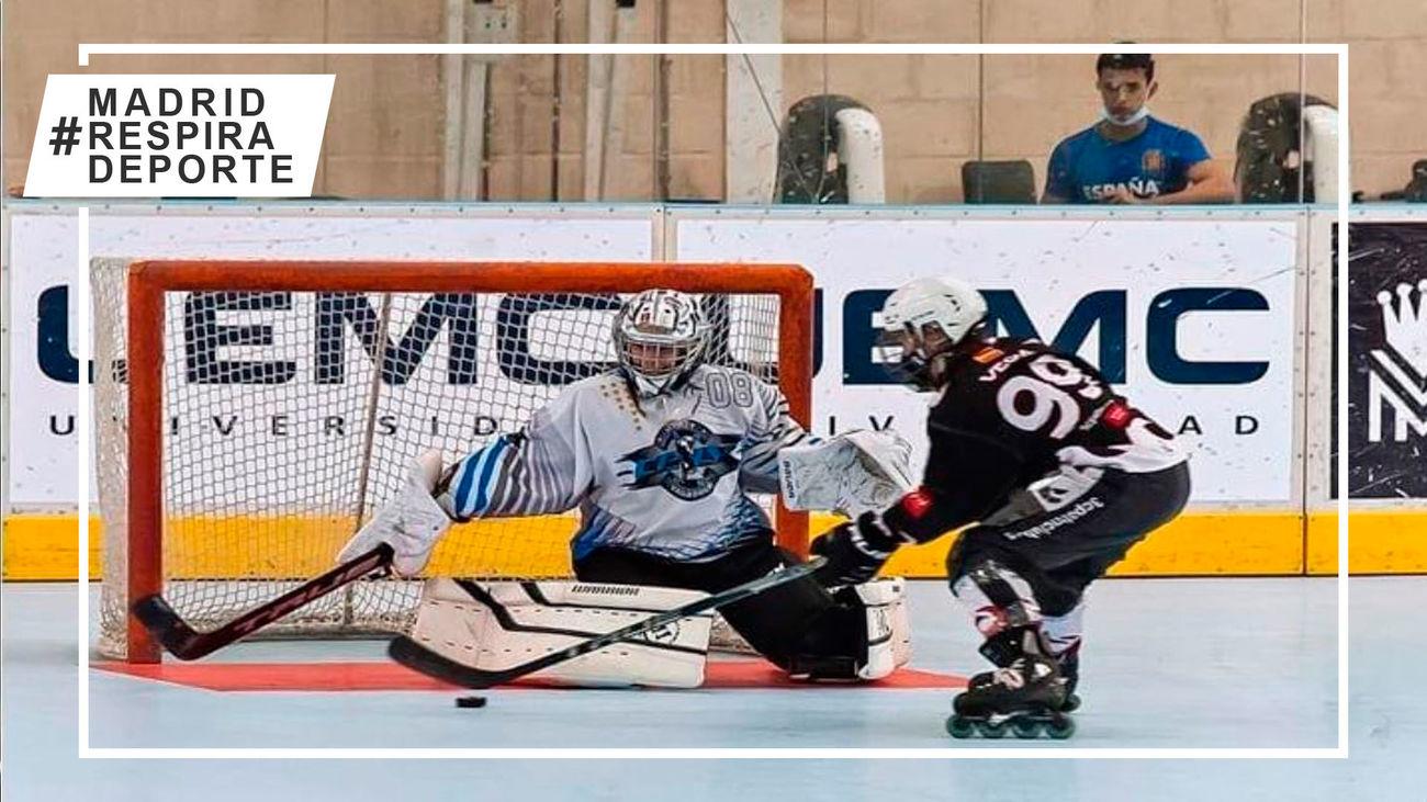 Tres Cantos ya conoce a sus rivales por el título de la liga femenina de hockey línea