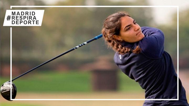 17 madrileñas disputan el Campeonato de España Sub'18 de golf