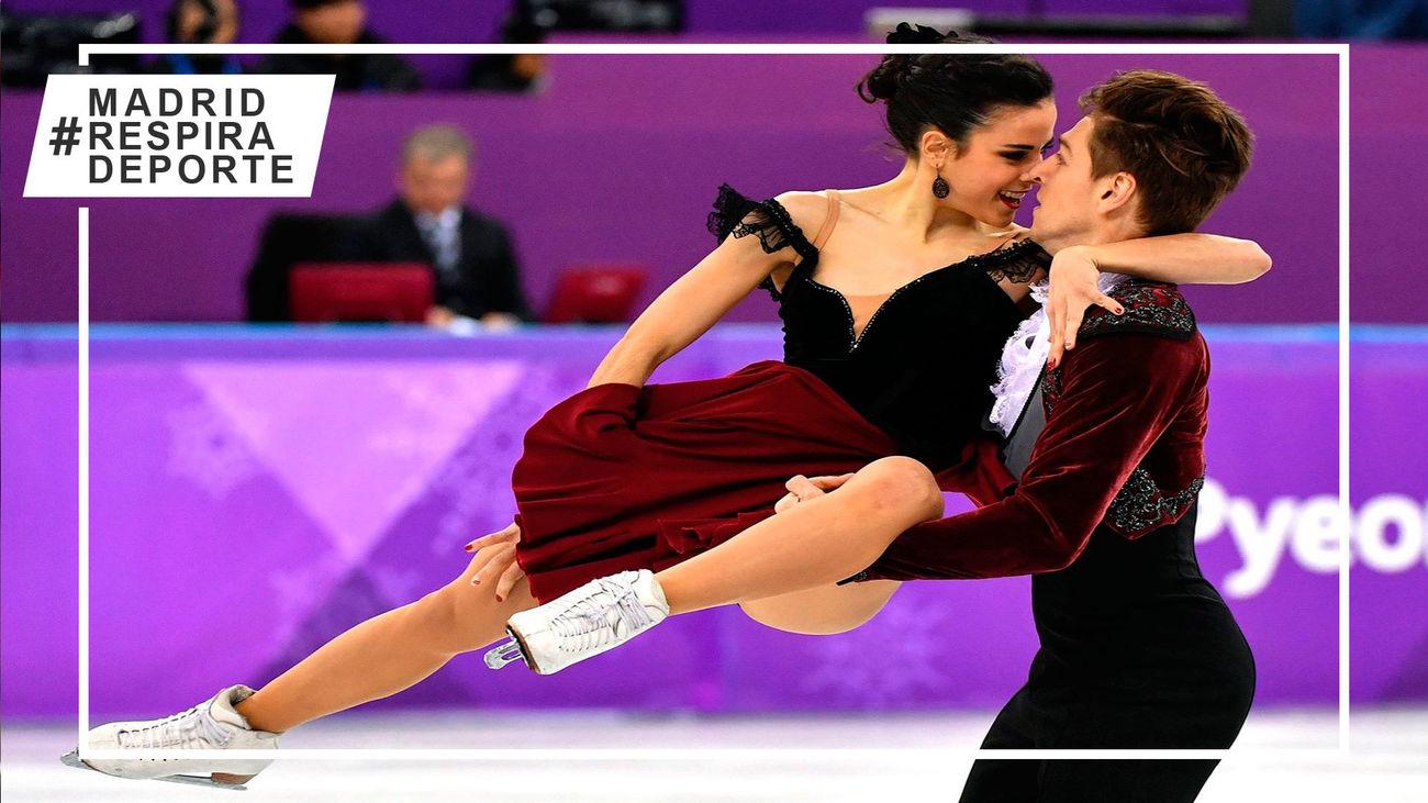 Sara Hurtado se clasifica para los Mundiales de Patinaje de Estocolmo tras vivir un calvario