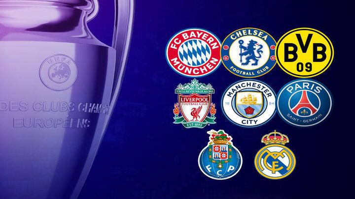 Real Madrid, a evitar a tres 'cocos' en el sorteo de la Champions