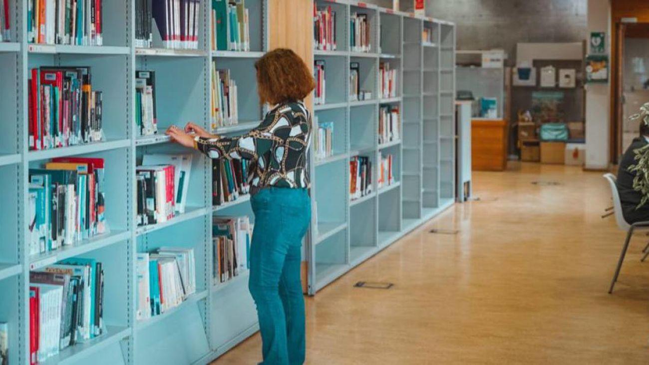 Las bibliotecas de Colmenar Viejo presentan el programa de la Semana del Libro