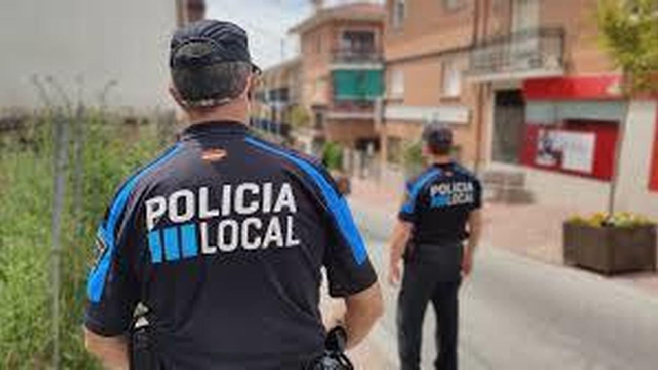 Agentes de Policía Local de Manzanares el Real