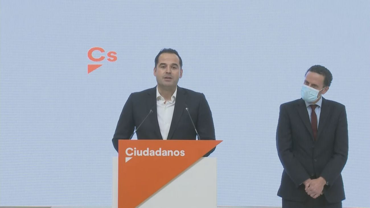 Aguado da un paso atrás y Edmundo Bal se presentará a las primarias para la Comunidad de Madrid