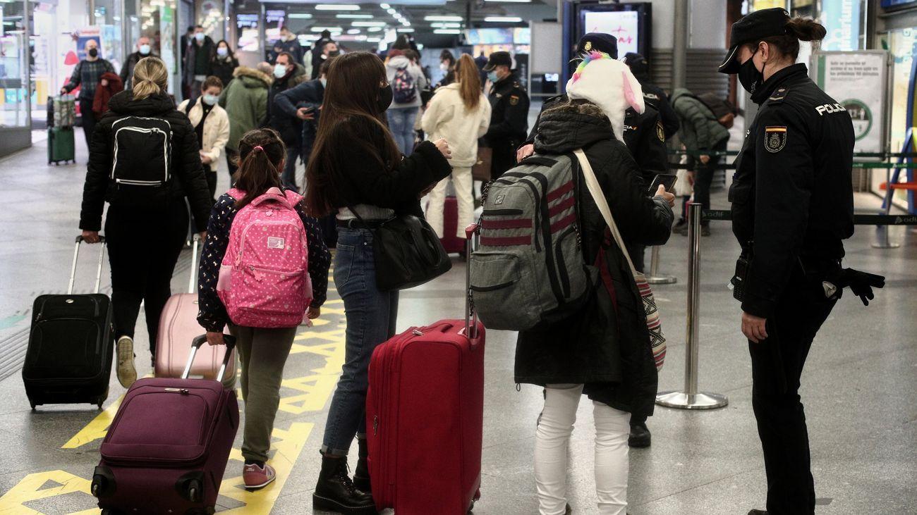 Madrid cierra por Semana Santa con muchos controles y solo se podrá salir con un 'salvoconducto'