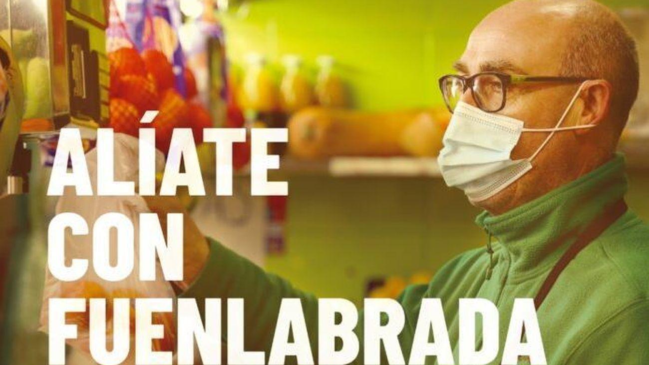 Fuenlabrada anima a consumir en la hostelería  y el comercio local para mitigar los efecto de la pandemia
