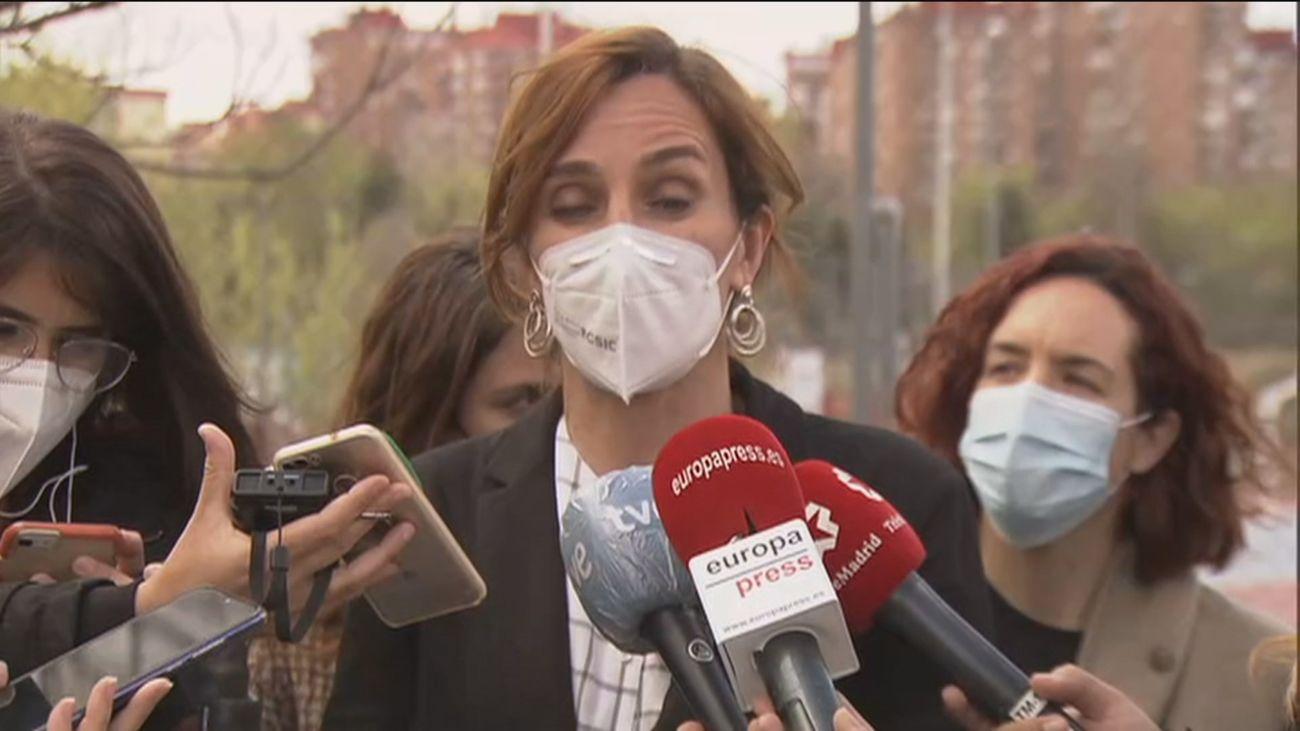 Mónica García de Más Madrid