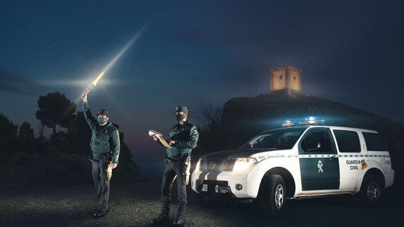 Cada guardia civil tendrá un chaleco antibalas personal en verano de 2023