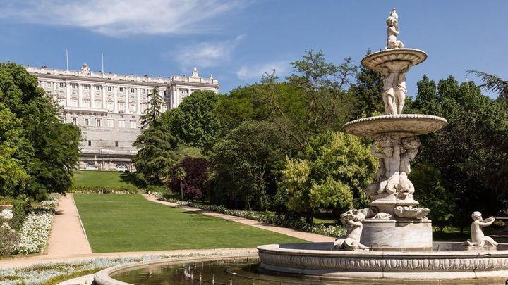 Patrimonio Nacional reabre este viernes el Campo del Moro y el Jardín del Príncipe