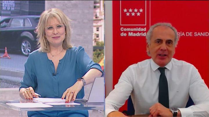 """Ruiz Escudero: """"En la jornada electoral vamos a disminuir el tiempo de interacción  al mínimo"""""""