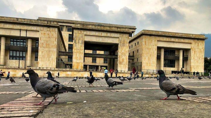 La Plaza Bolívar, la más emblemática e importante de Colombia