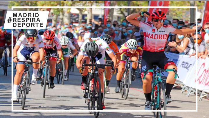 Se crea la primera Liga Interautonómica de Ciclismo Femenino