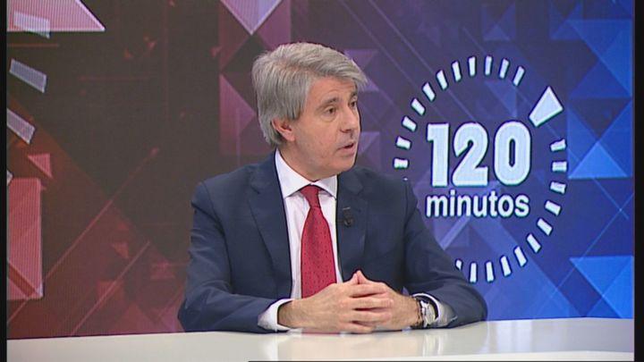 """Garrido en su primera entrevista en Telemadrid tras dejar la política: """"Había que dejar paso a Edmundo Bal"""""""