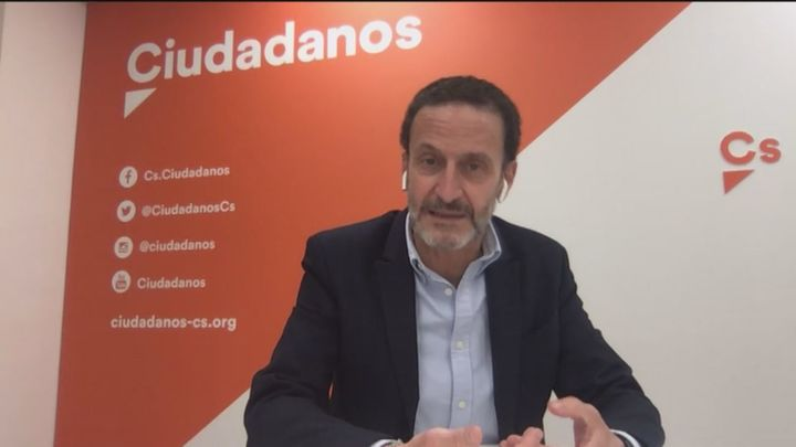 """Edmundo Bal: """"Aguado me dijo que yo era el mejor candidato y no le pude decir que no"""""""