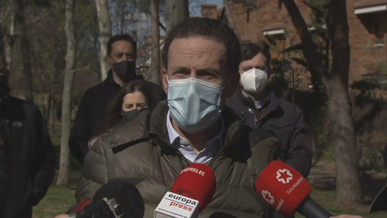 """Bal augura que Cs será necesario para formar gobierno en Madrid  y excluir a """"extremos"""""""