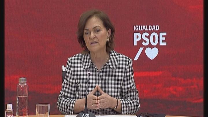 Calvo avanza que legislarán para impedir la prostitución en España