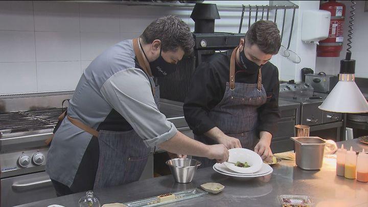 Un restaurante de Villaviciosa lucha por la cotizada estrella Michelin