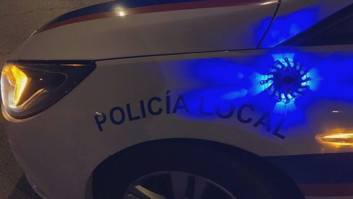 Desalojada una fiesta ilegal con 25 personas en Valdemoro