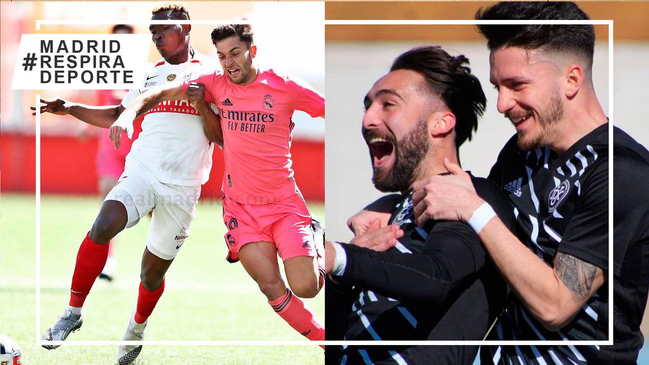 Sanse, Castilla y DUX se meten en el grupo de ascenso a Segunda