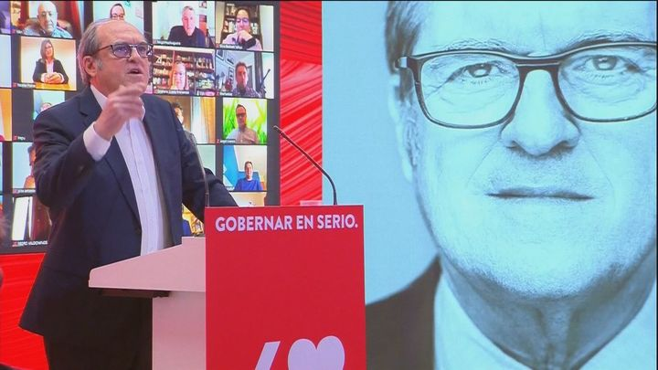 "Gabilondo rechaza gobernar en Madrid con un Iglesias ""extremista y radical"""