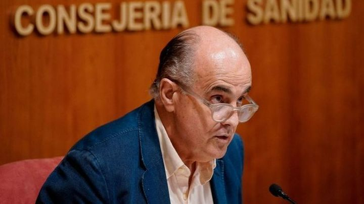 """Antonio Zapatero: """" Es difícil explicar que no se puede salir de Madrid, pero sí que pueden venir extranjeros"""""""