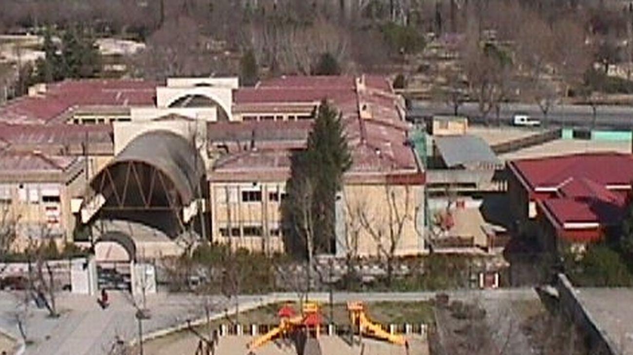 Aún quedan 4 colegios en Usera con amianto en su estructura