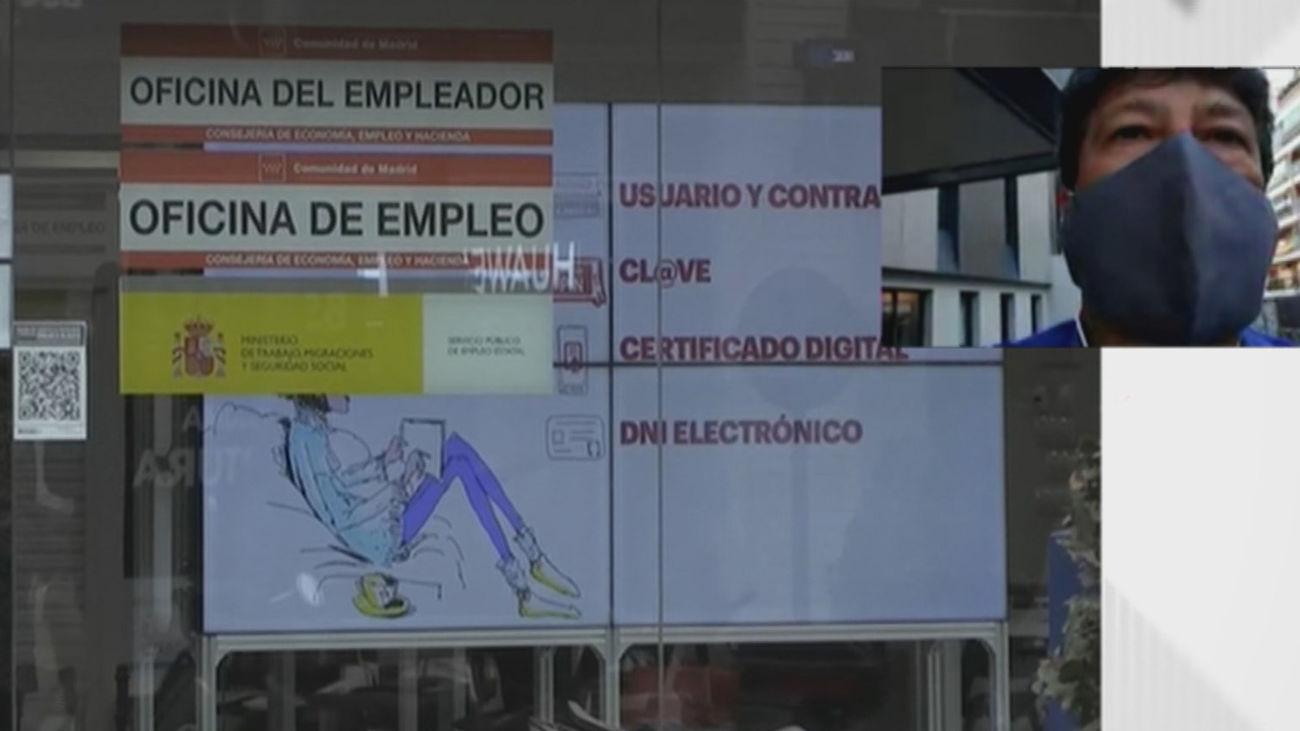 La inútil lucha de un trabajador por devolver lo que el SEPE le ha pagado de más