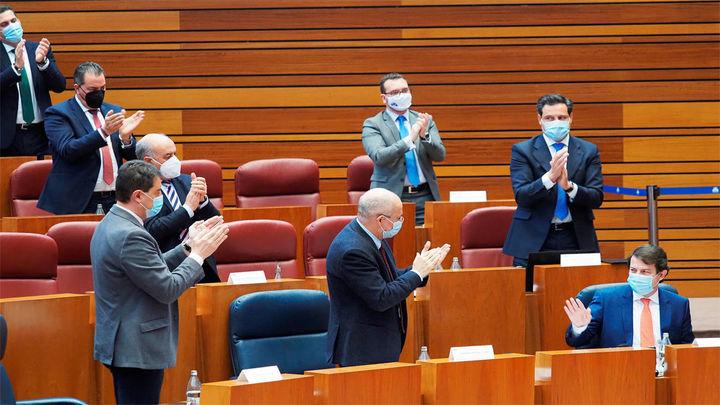 Fracasa la moción de censura del PSOE en Castilla y León