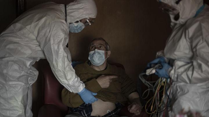 La situación de meseta pandémica en los casos de Covid