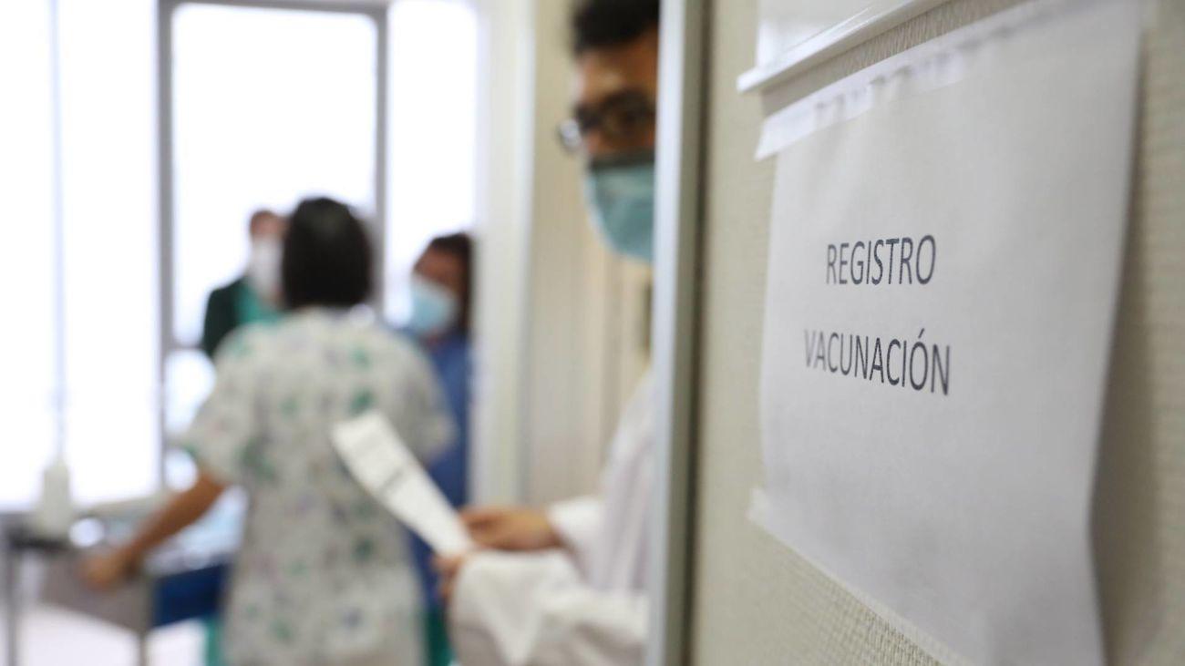 Vacunas Madrid coronavirus
