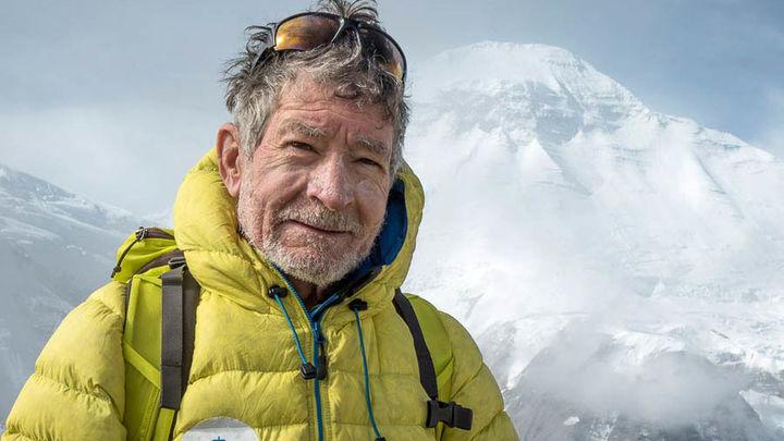 Arranca, con 82 años, el enésimo reto de Carlos Soria, conquistar el Dhaulagiri