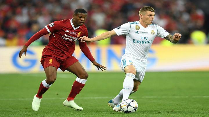 El Real Madrid-Liverpool se jugará en Valdebebas y Kroos se lesiona con Alemania