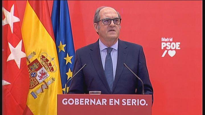 """Gabilondo insiste en  no pactar con Iglesias y Mas Madrid le recuerda que """"no está el horno para vetos"""""""