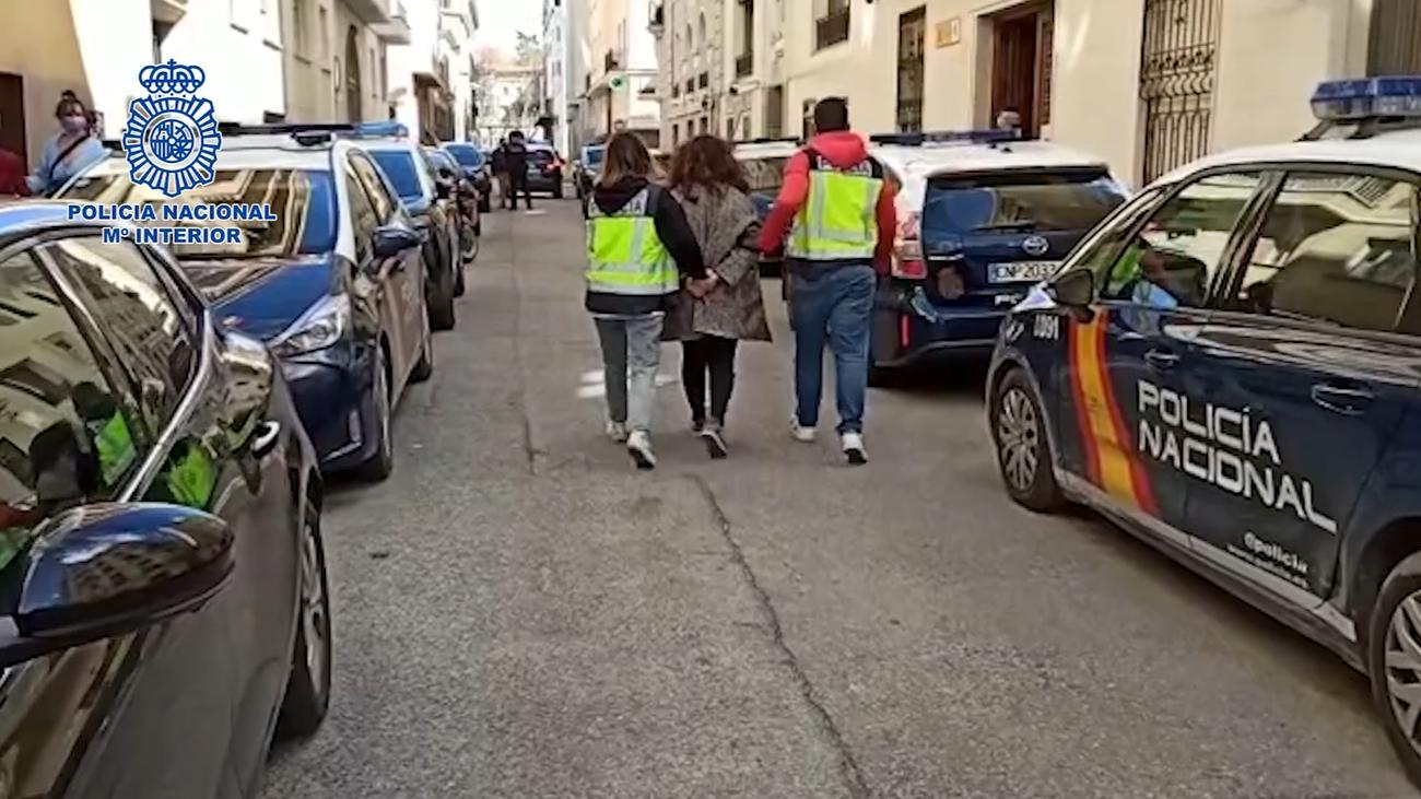 Detenida una empleada de hogar en Moncloa por robar en la vivienda donde trabajaba