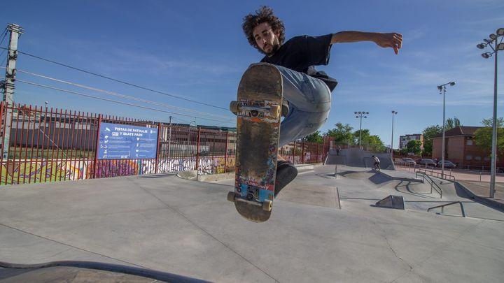 El 'skatepark' y seis instalaciones deportivas de Fuenlabrada abren el viernes con limitaciones de aforo