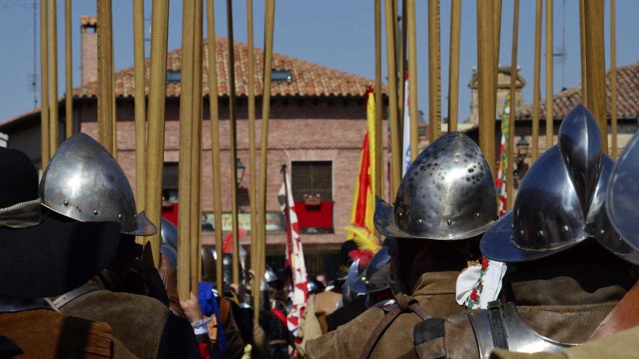 Recreación del Levantamiento Comunero de Alcalá de Henares
