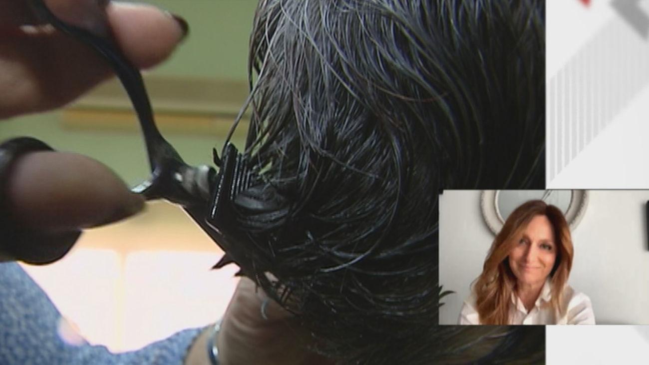 El sector de peluquería y estética pide prioridad en las vacunas y más ayudas para el sector