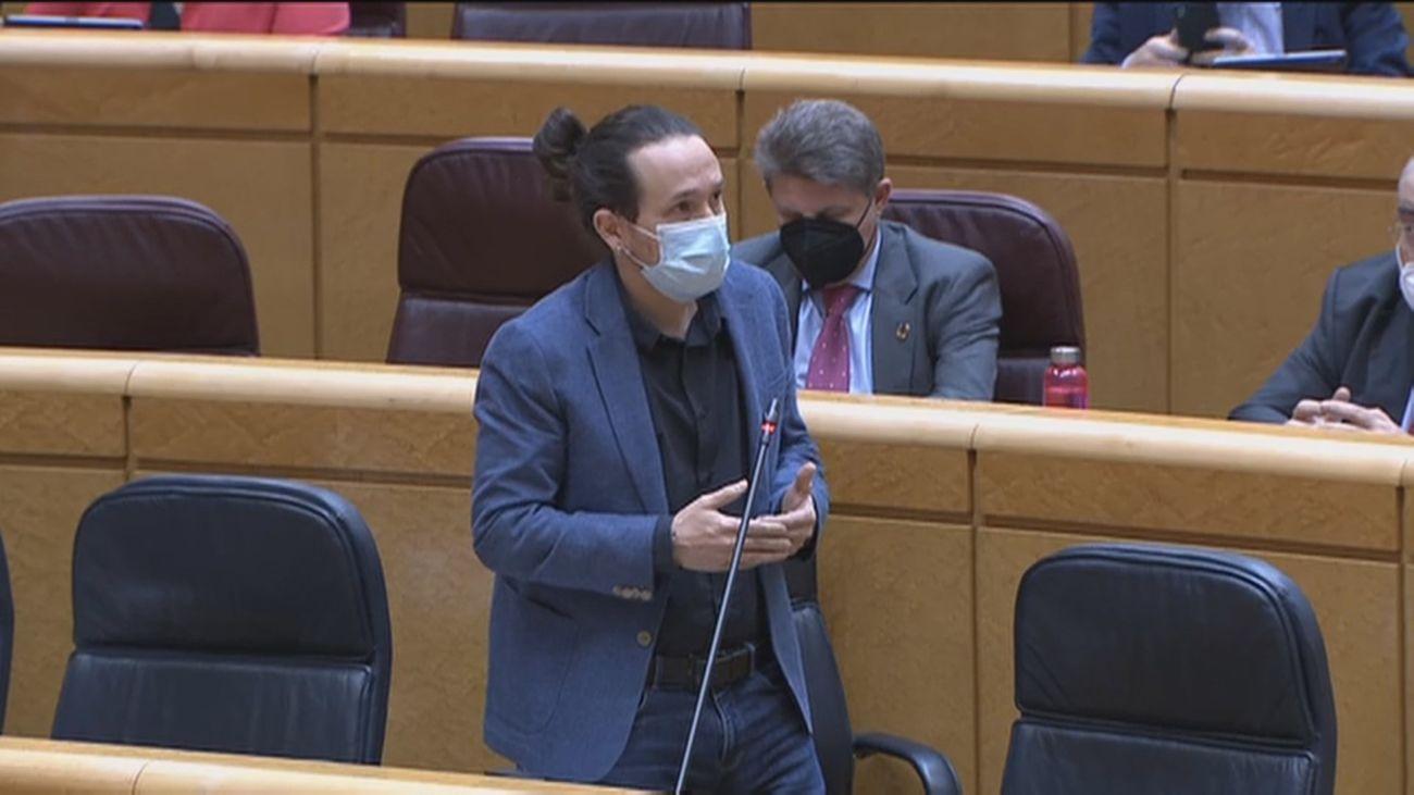 Pablo Iglesias deberá dejar el Gobierno antes del 31 de marzo para ser candidato en Madrid